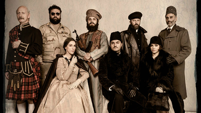 Teatro Elfo Puccini's revival of Afghanistan: The Great Game.